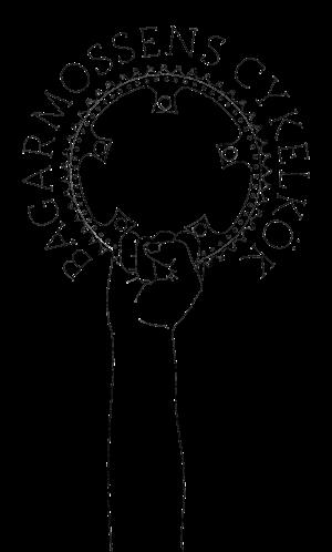 Bagarmossens cykelkök logo